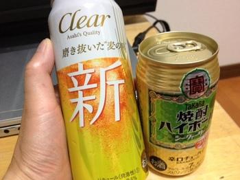 お酒を飲みながらブログを書く.JPG